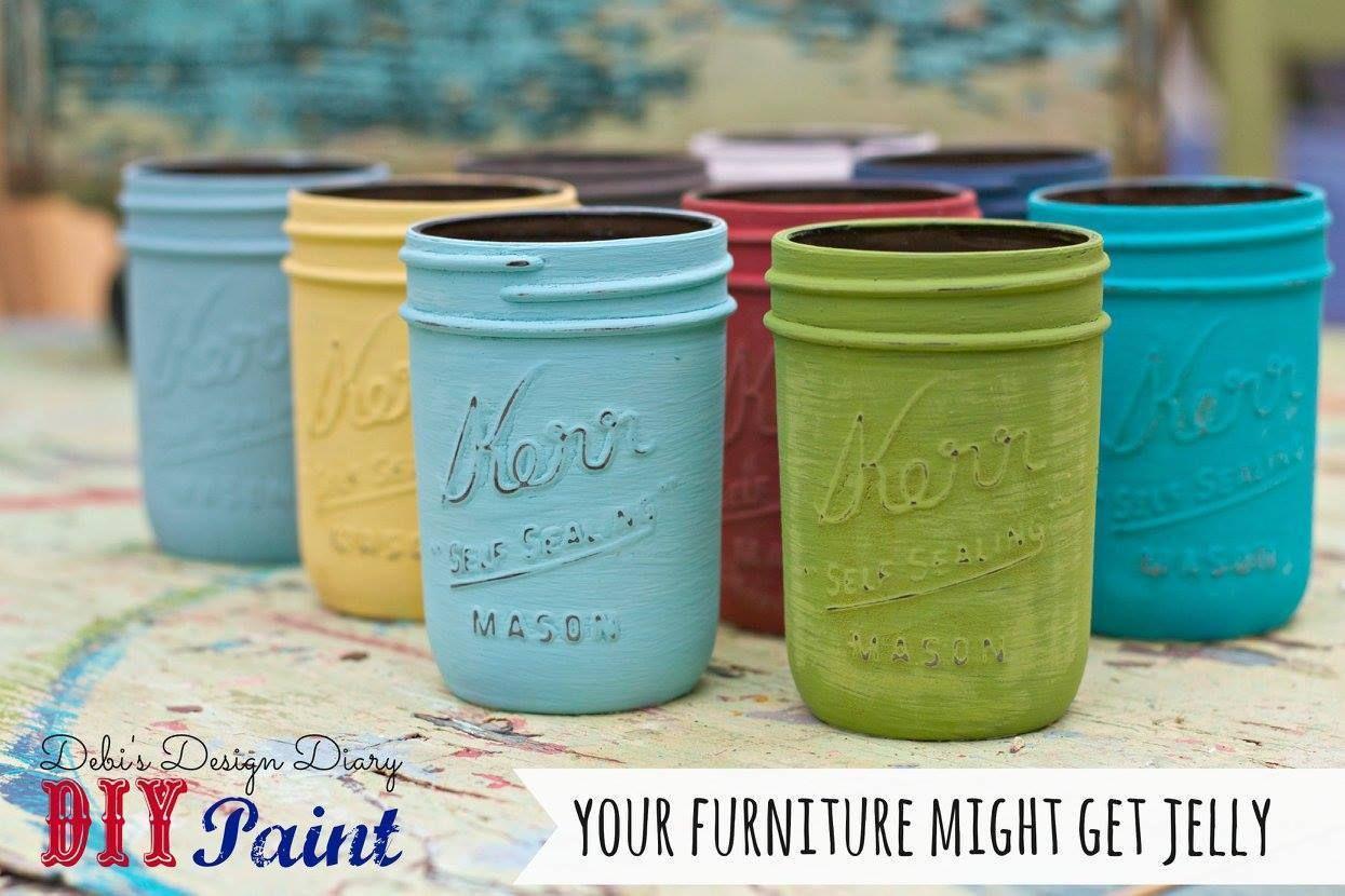 Debis Diy Paint Colors