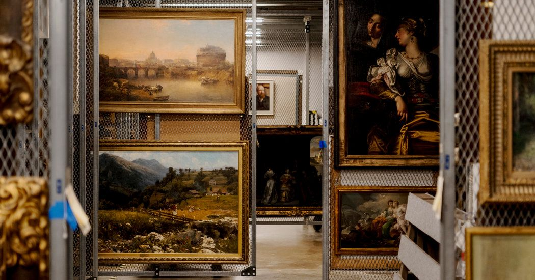 Clean House to Survive? Museums Confront Their Crowded