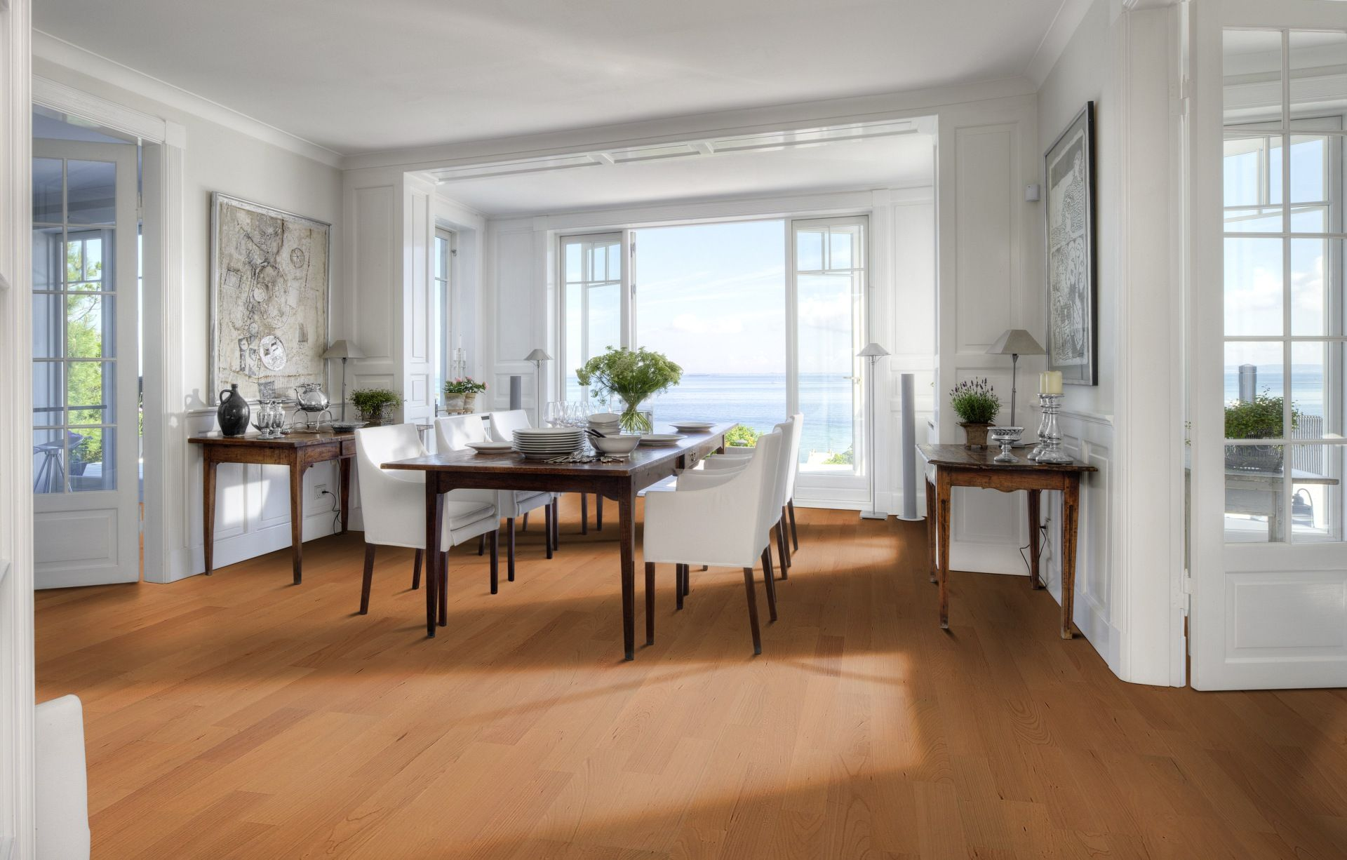 Kährs Cherry Savannah House flooring, Kahrs flooring