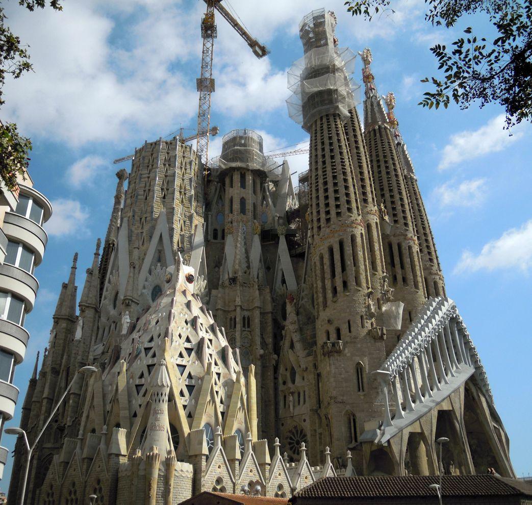 BARCELONA | la Sagrada Família | En construcció - Page 197 - SkyscraperCity