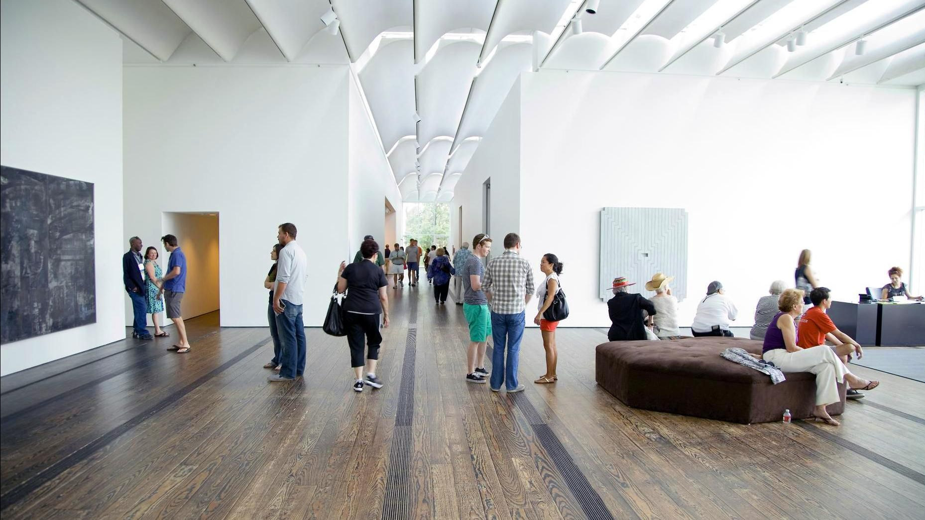 The Menil Collection In Houston Texas