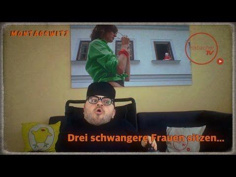 MontagsWitz — Drei schwangere Frauen sitzen... - YouTube