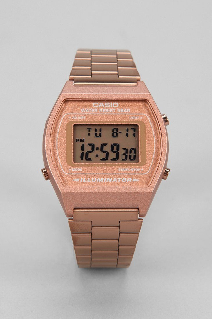 38d0dec2a880 casio rose gold