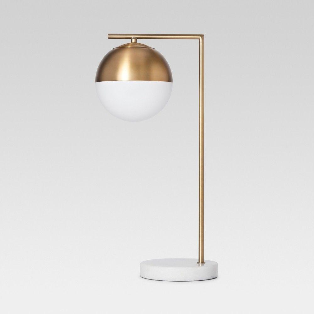 Led Task Lamp White Modern By Dwell Magazine Target Traditional Lamps Task Lamps Led Desk Lamp