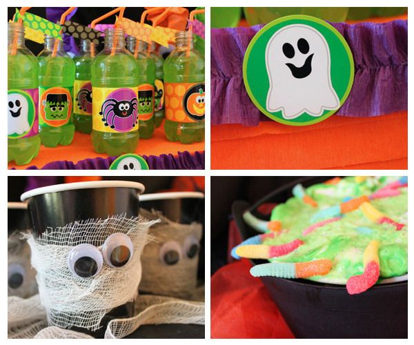 Birthday Photography Tips And Tricks: Halloween Party For Kids Halloween Party Ideas