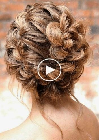 28 graduation incredible hairstyles for your special day
