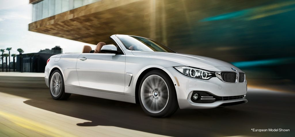White Convertible Beamer With Images Bmw
