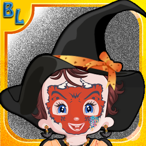 halloween game for little kids baby lisi zombie