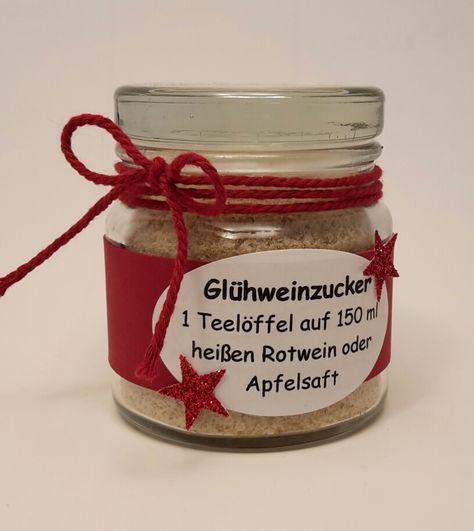 Guten Morgen! Heute hab ich ein kleines weihnachtliches Rezept für den Thermomix für euch! Glühweinzucker Zutaten: 1 Schote V... #geschenkideenweihnachtenselbstgemacht