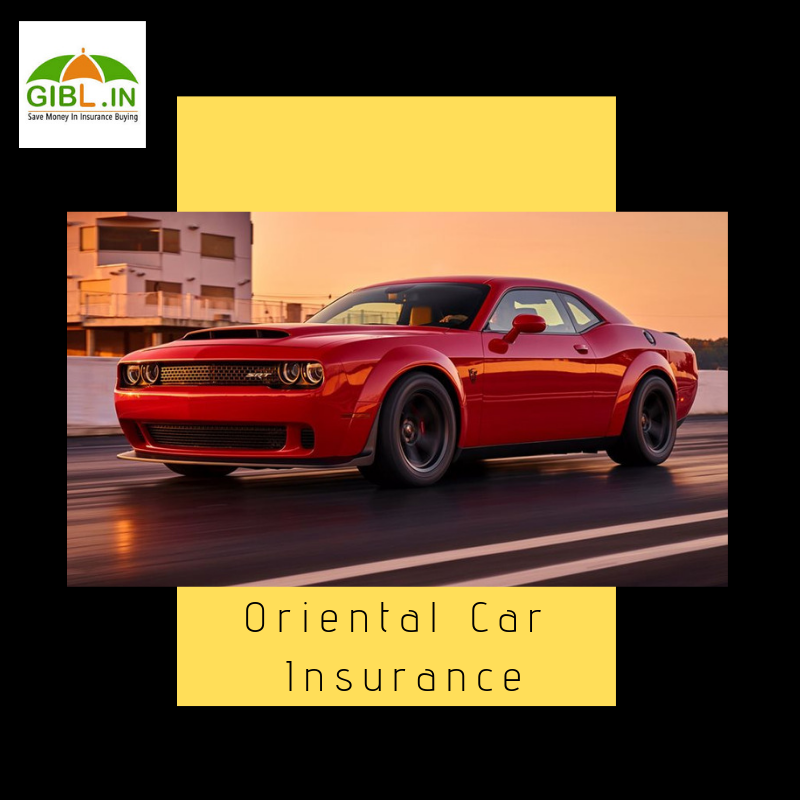 What Are The Coverage Options Under Oriental Car Insurance Policy