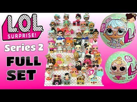 Lol Dolls Series 2 Wave 2