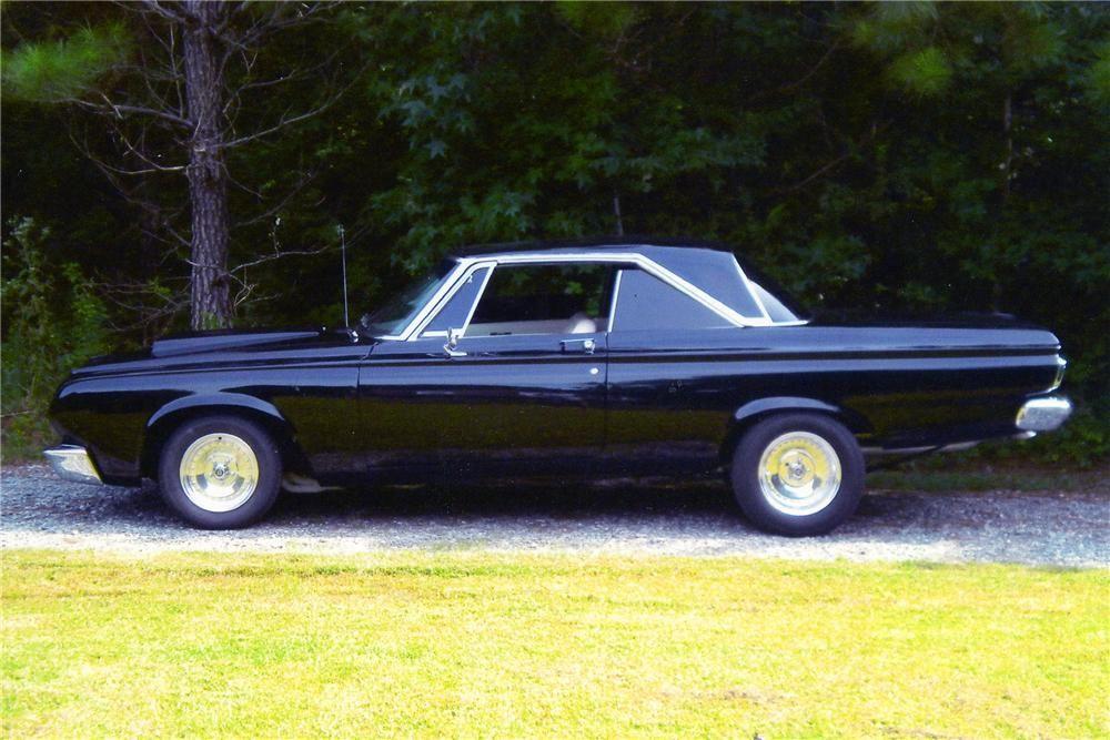 1964 Plymouth Sport Fury Custom 2 Door Hardtop Barrett Jackson Auction Company Plymouth Fury Plymouth Fury