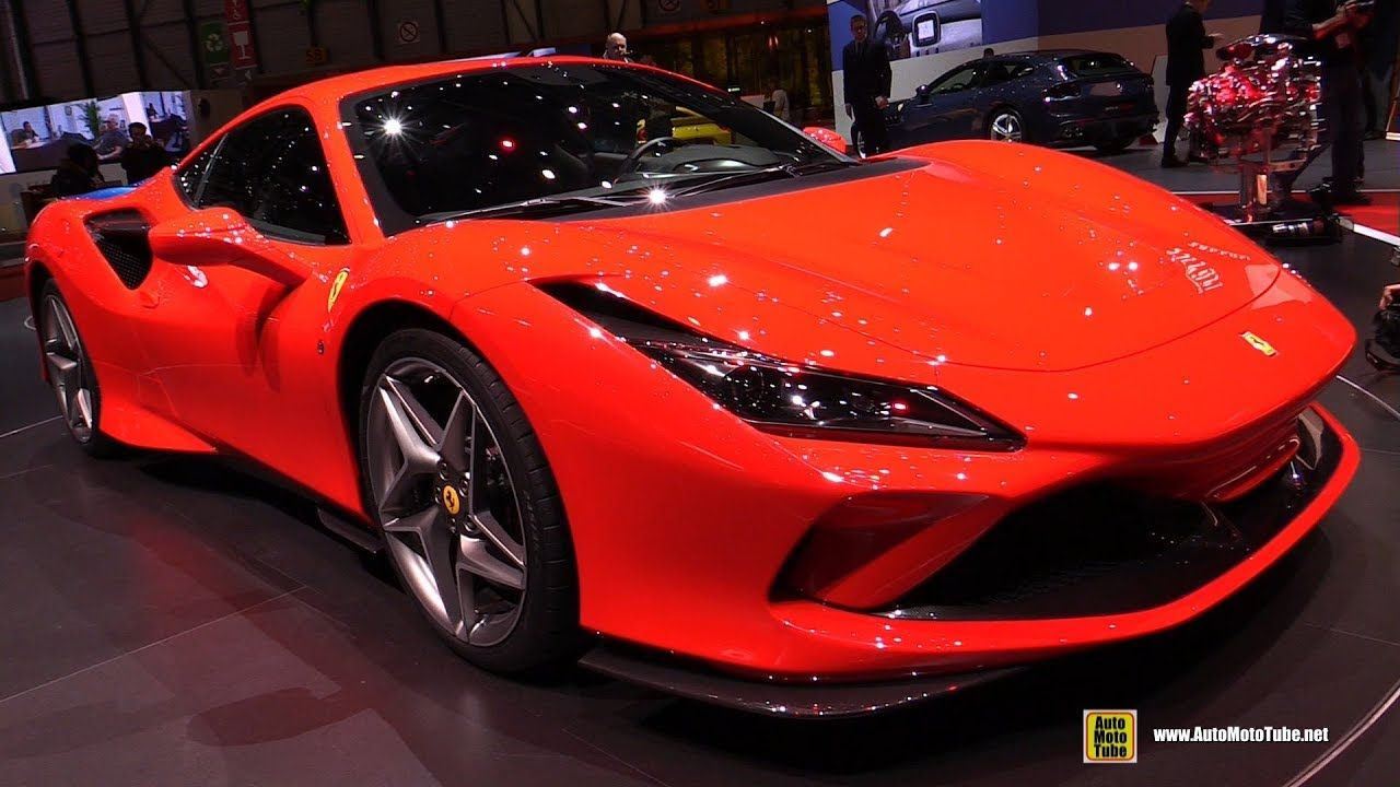 2020 Ferrari F8 Tributo Exterior And Interior Walkaround Debut