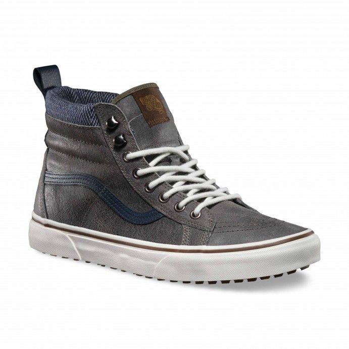 14fec4de36 La Sk8-Hi MTE revisite la légendaire chaussure montante de Vans dans ...
