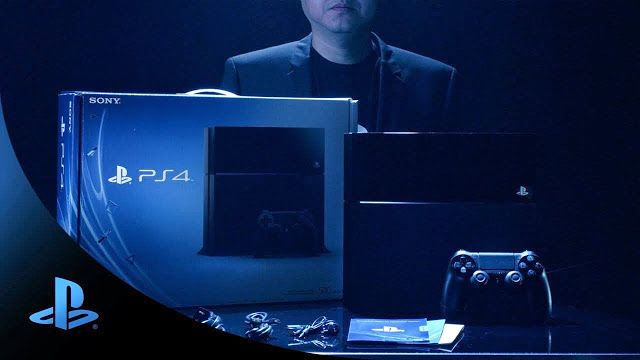 Sony-Reveal-The-Official-Playstation-4-Unboxing-Video #Sony Reveal Official #PS4 Unboxing revealed