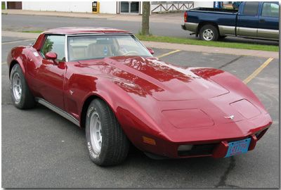 1979 Corvette L-82,