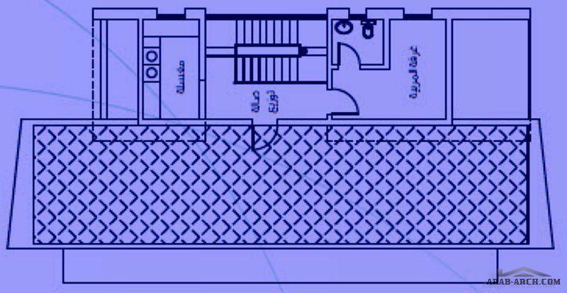 فيلا البيوت البيضاء 2 Arab Arch House Plans How To Plan House