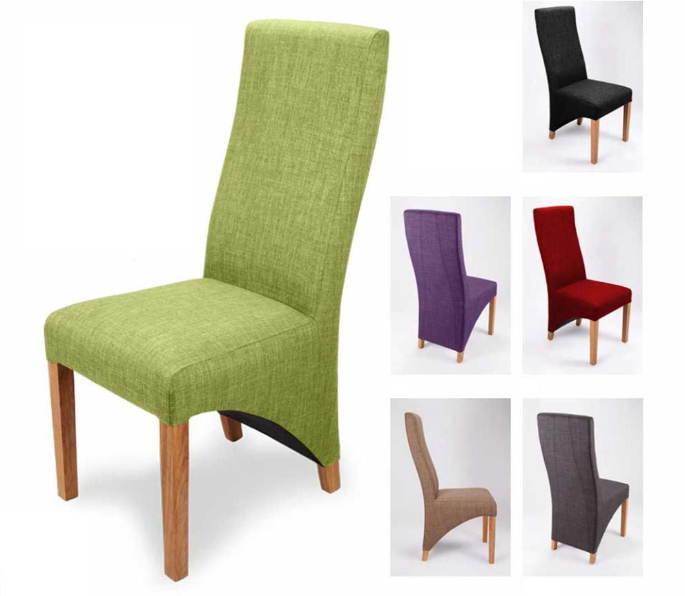 Baxter Fabric Dining Chair Loads Of Diffe Colours To Choose From
