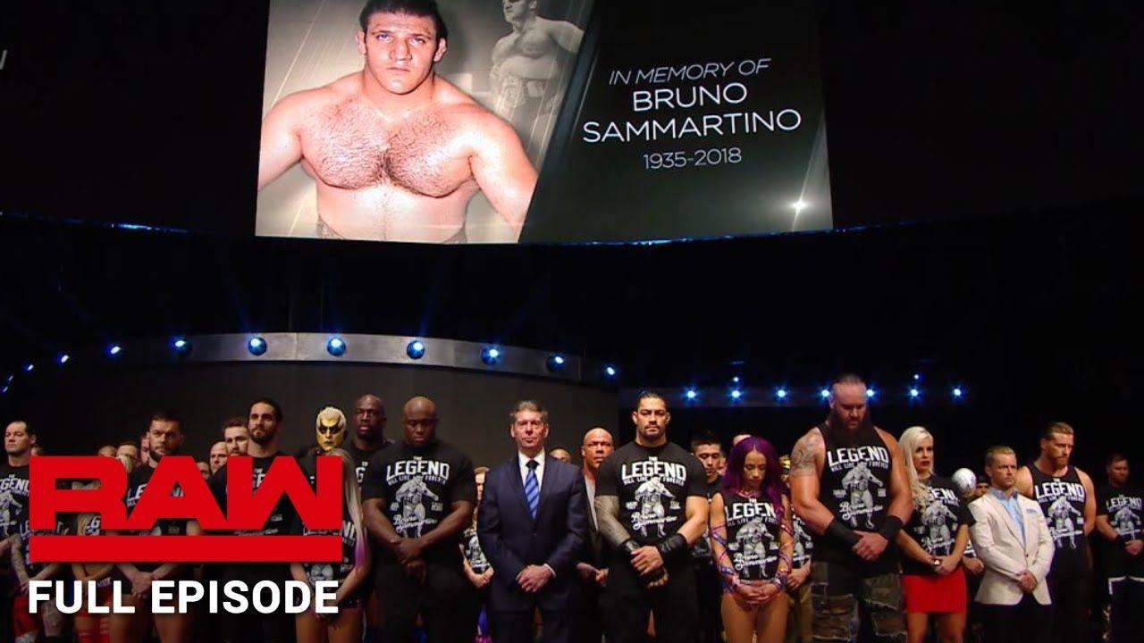 WWE Raw Full Episode, 23 April 2018 Full episodes
