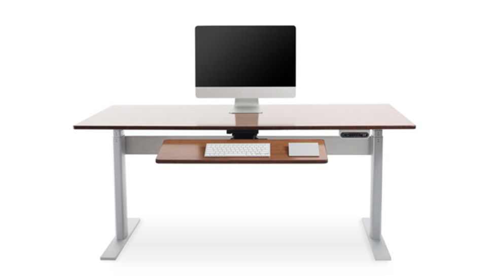 Elegant The Two Best Standing Desks For Any Budget Http://lifehacker .com/the Two Best Standing Desks For Any Budget 1247630057