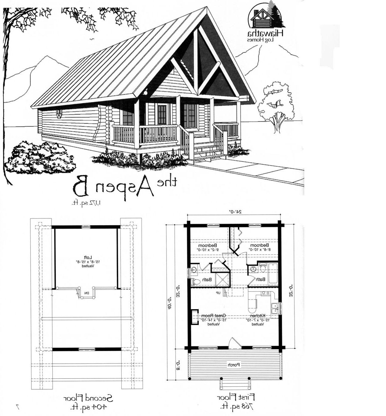 Floor Plans For Tiny Cabins Simple Cabin Home Design Houses House 1 Striking 12x28 Cabin Plans With Loft Cabin Plans Cabin House Plans