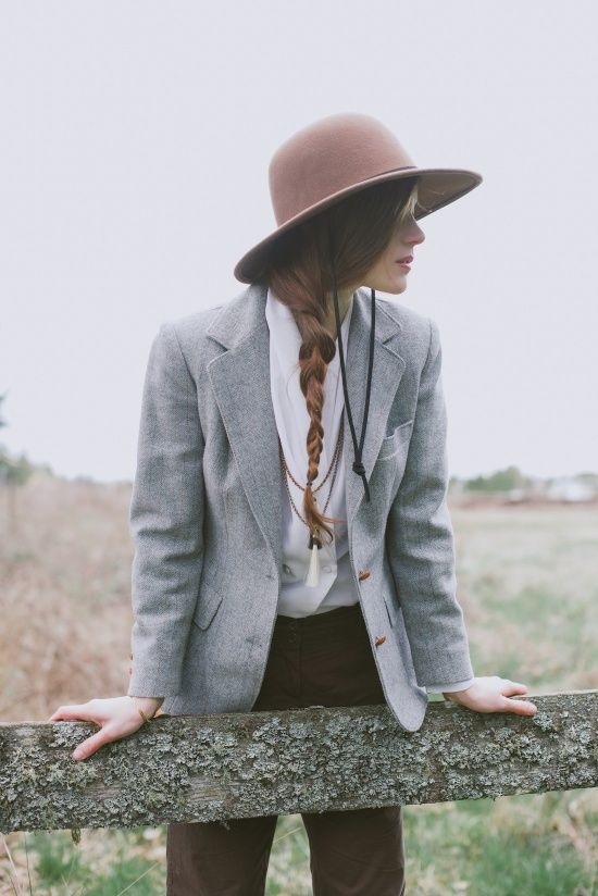 Fall look   VSCO Film   The Weaver House   style   Fashion
