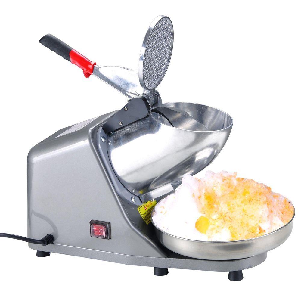 Manual Ice Crusher Ice Shaver Ice Crusher Ice Crusher Machine for Making Dessert for Making Frozen Drinks Household