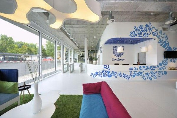 Unilever Office In Switzerland Photo Gallery