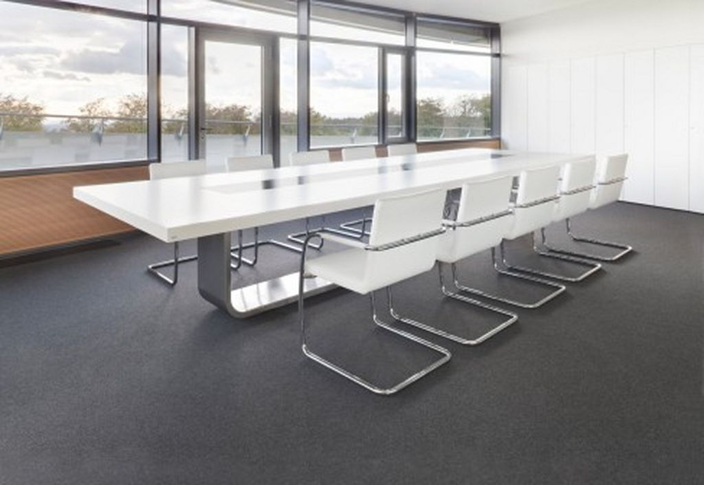 Elegant concept of home office furniture futuristic conference table s 8000 1024 705 - Office table design ...