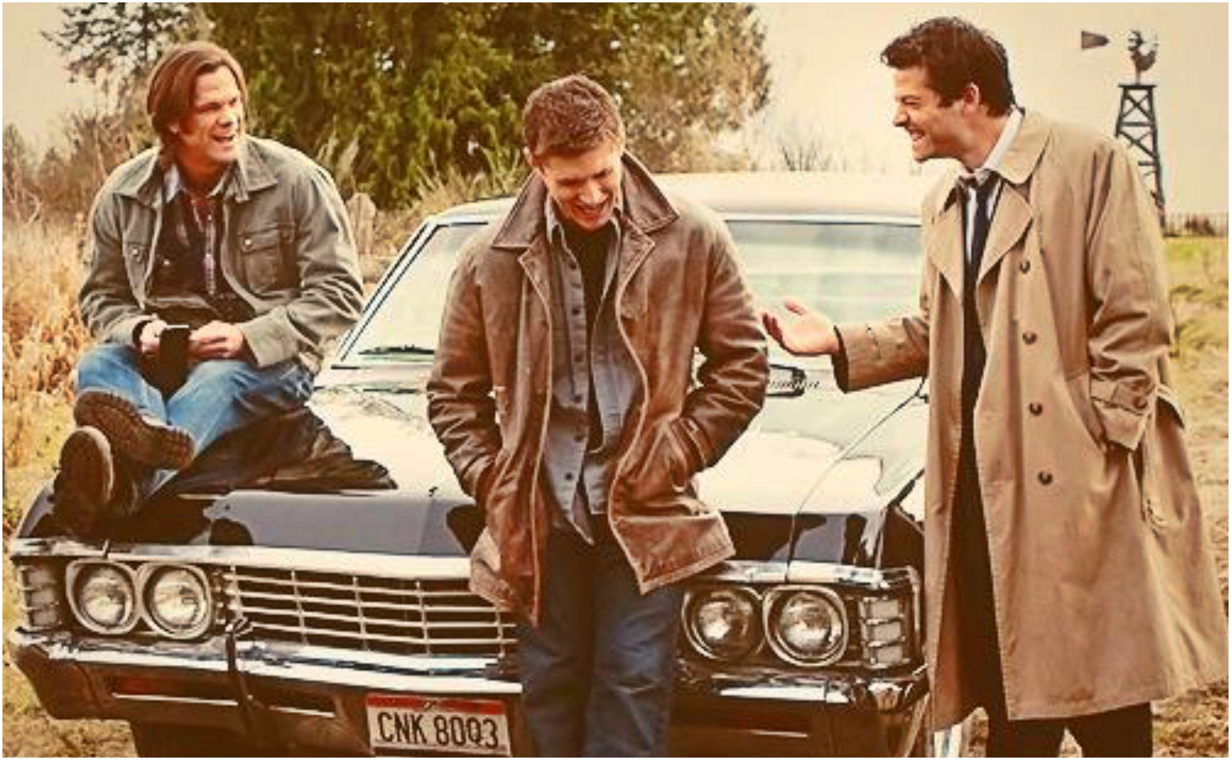12 Best Supernatural Quotes from 'Rock Never Dies' (12x07 ...   Cass Quotes Spn