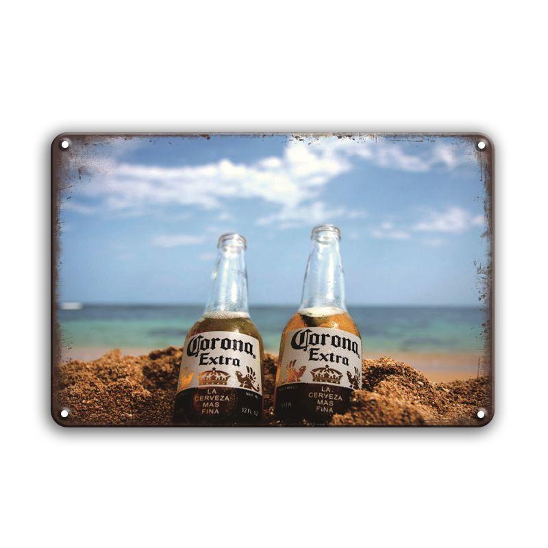 beautiful wall decor Swan Lager beer metal tin sign