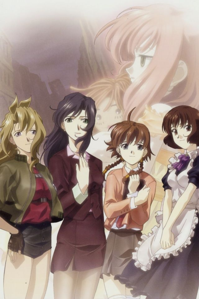 Anime Madlax