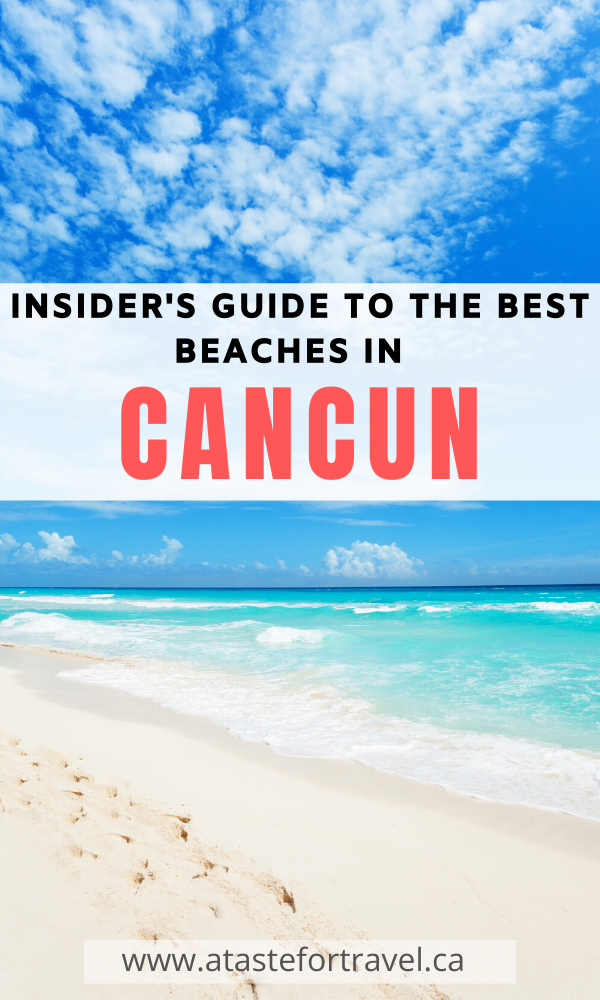 Traveling To Cancun Here S What You Need To Know About Seaweed Mexico Travel Mexico Caribbean Travel