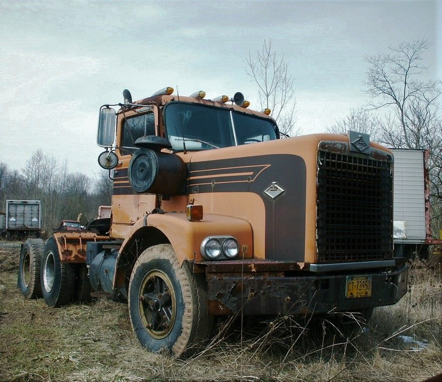 Pin On Diamond Reo Trucks