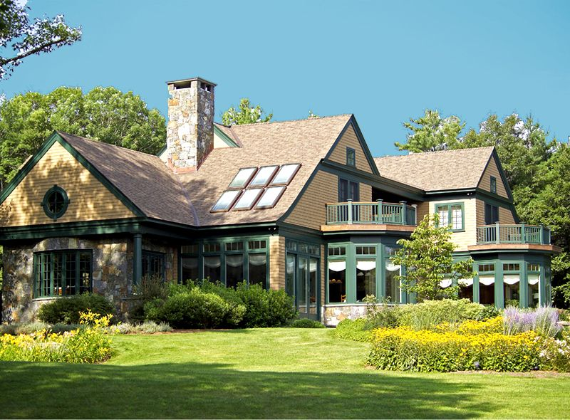 Best Suburb House Design Cedar Shingles Wood Shingles Wood 400 x 300