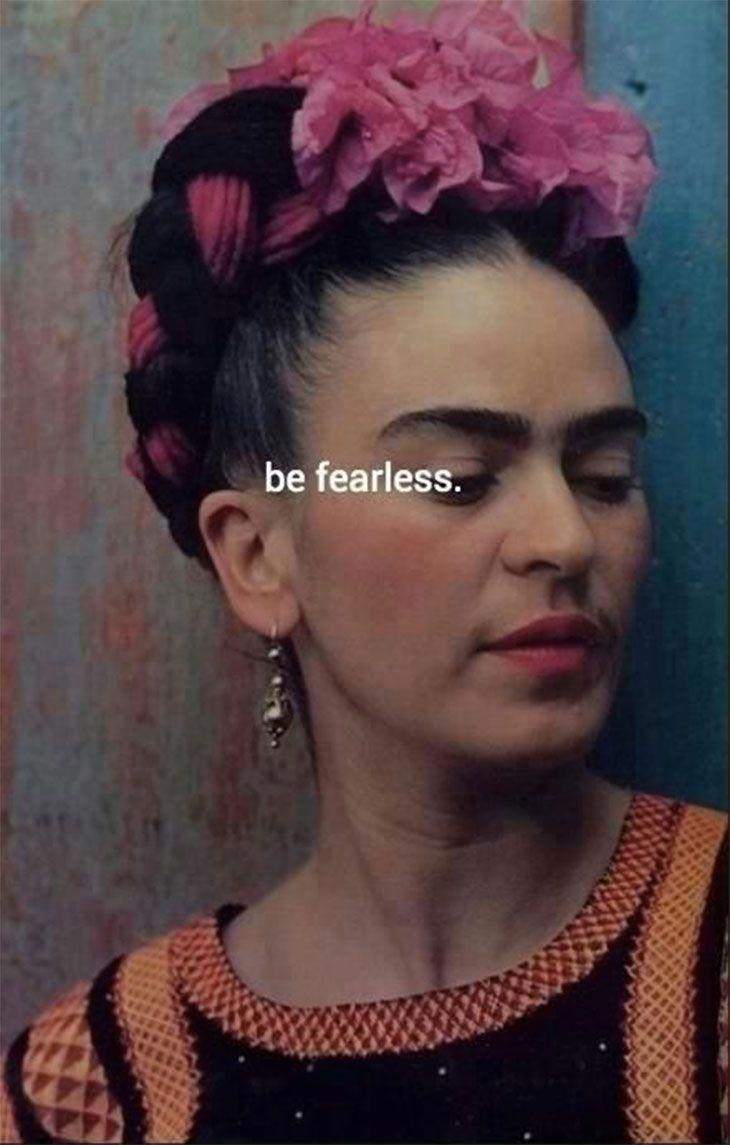 Reflexão: a beleza e o medo