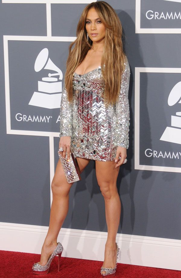 Jennifer Lopez's 10 Most Crazy-Daring Red Carpet Looks ...