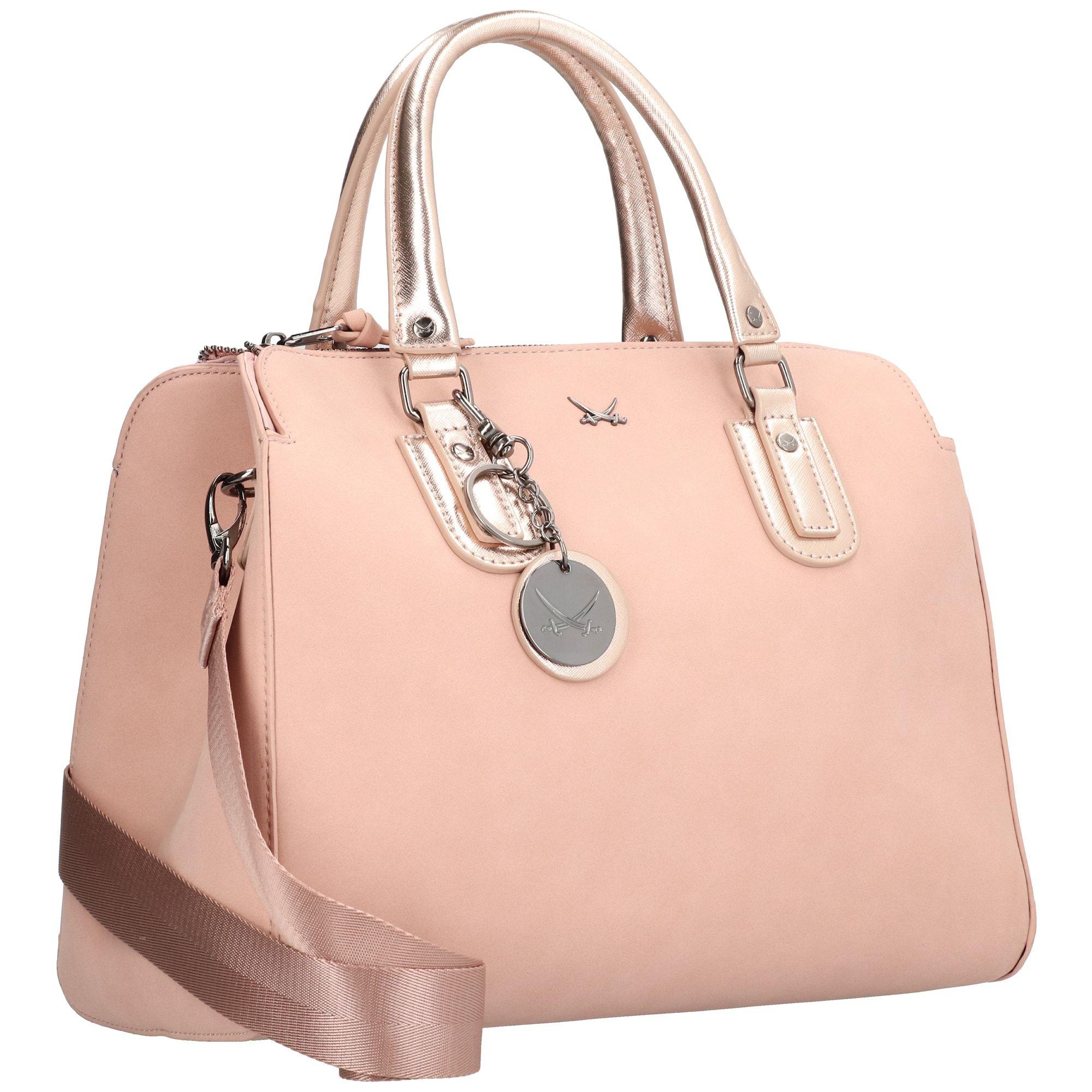 Sansibar Handtasche Damen Altrosa Grosse One Size In 2020 Taschen Handtaschen Und Handtaschen Damen