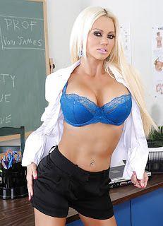 Authoritative Sexy teacher doing job of call girl