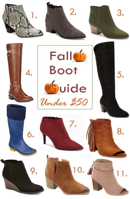 Fall boots under $50, old navy ankle boots, karen scott riding ...