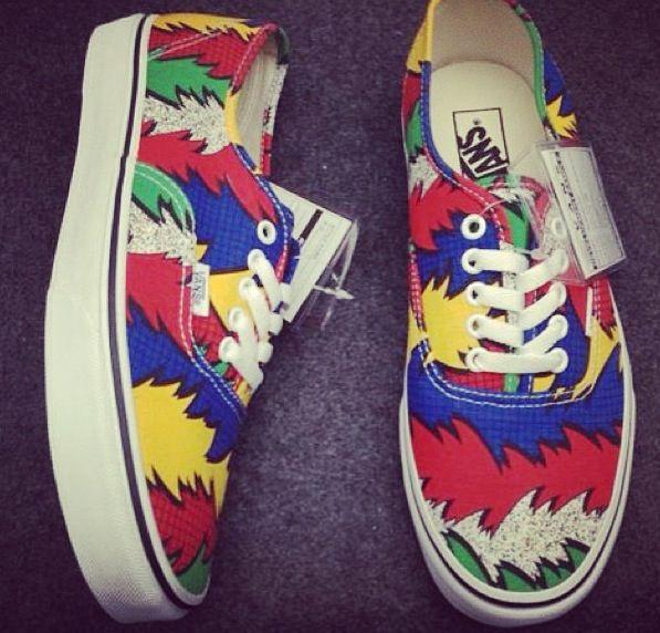 2177e39b4b Dr. Seuss Vans