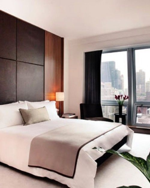 The Langham New York New York City Ny Avec Images Chambre