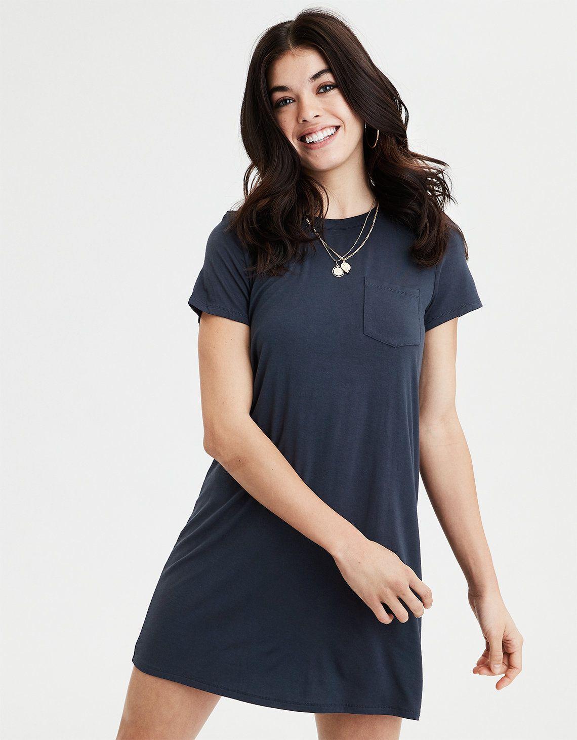 Ae Knit T Shirt Dress Maxi Wrap Dress T Shirt Dress Knitted Tshirt [ 1462 x 1140 Pixel ]