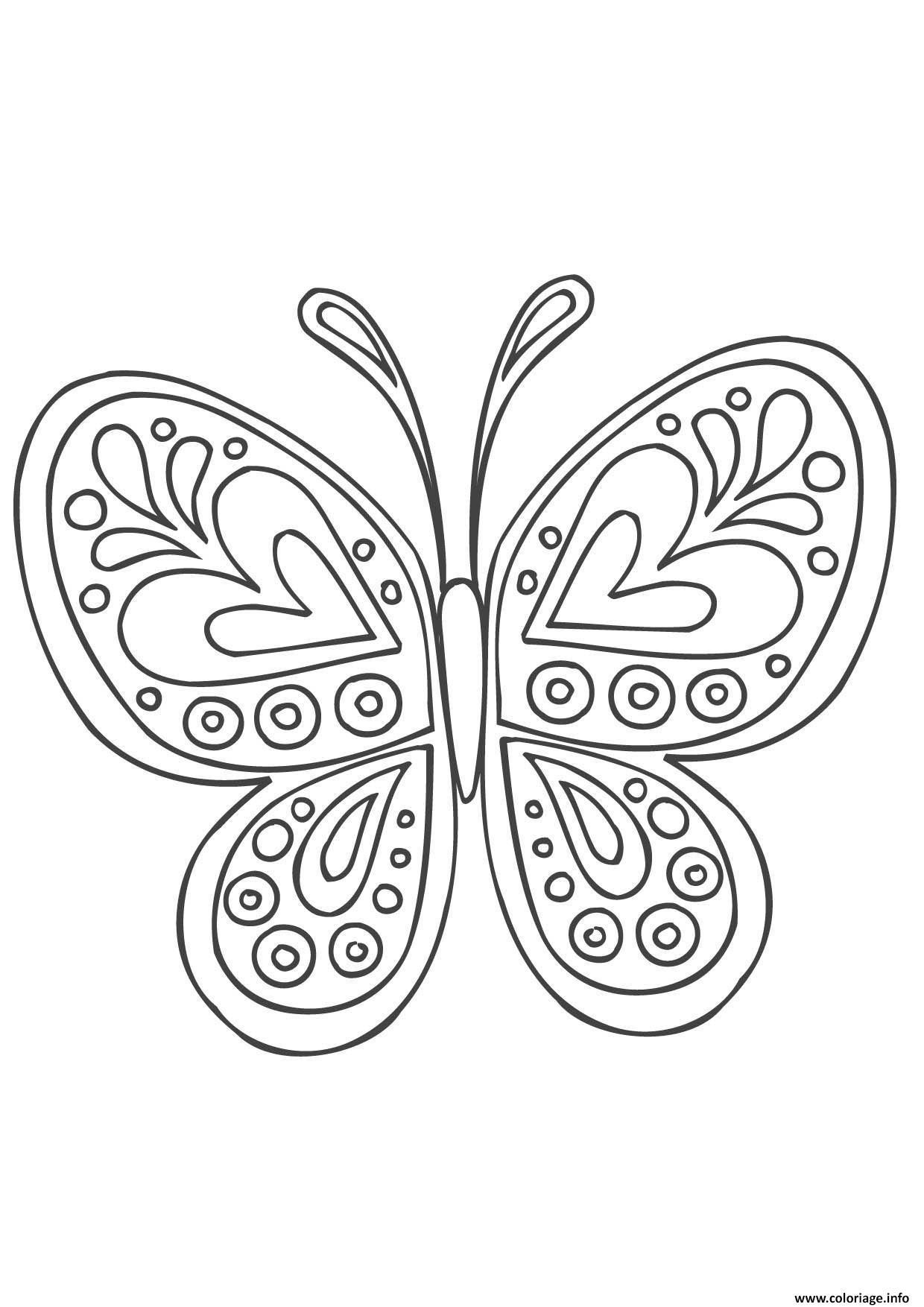 cool 10 Butterfly Coloring Pagesbutterfly coloring cool pages ...
