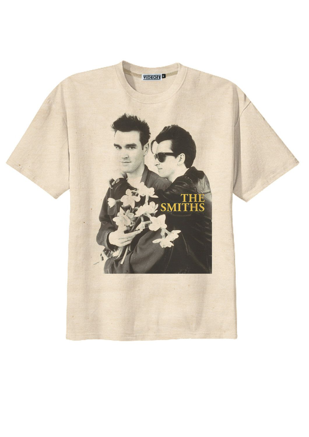 eea4bccee20f Retro The Smiths Morrissey Punk Rock T-Shirt Tee Organic Cotton Vintage  Look Size S M L. $14.00, via Etsy.