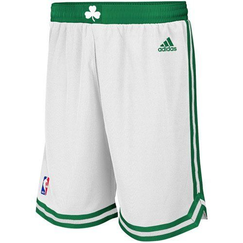 98995fefd Boston Celtics adidas White Swingman Shorts adidas.  59.95