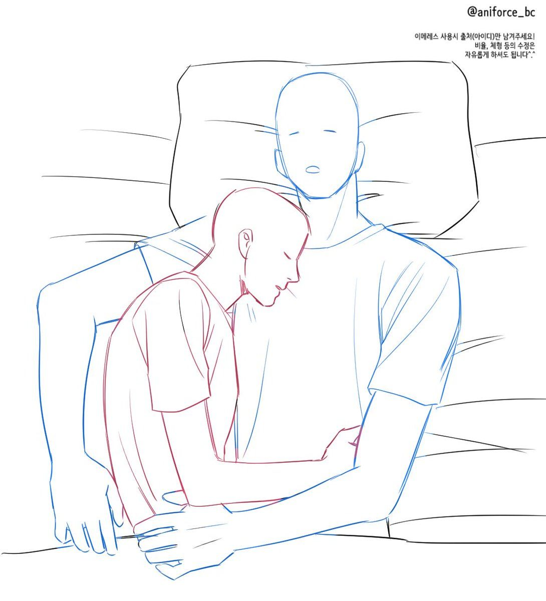 Sleeping Couple Reference Art Reference Poses Anime Poses Reference Couple Poses Reference