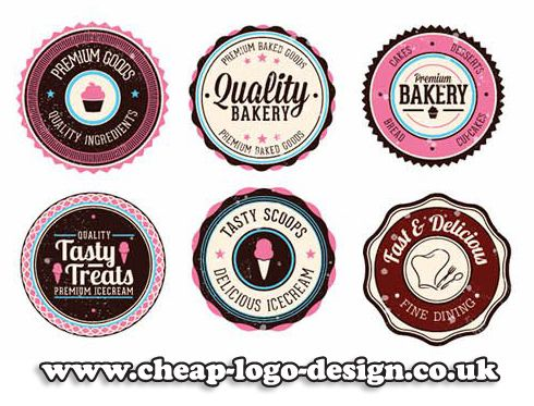Ice Cream Parlour Logo Badge Ideas Www Cheap Logo Design Co Uk Icecreamlogos Icecream Icecreamparlour