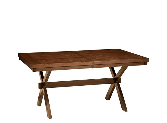 Gibson Dining Table W/ Leaf | Dining Tables | Raymour And Flanigan Furniture  U0026 Mattresses