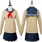 Boku no My Hero Academia Himiko Toga Costume Cosplay JK Sailor School Uniform  #Costume #togacostume